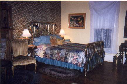 Rooms – Moroccan Room